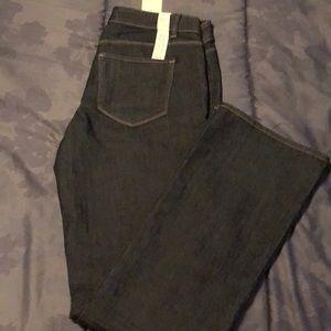Ann Taylor Modern Boot Leg Jeans